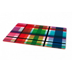 Remember Zigzag ts38 Design Table placemats, washable table mats (set of 4)