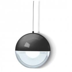 Suspension luminaire déco noir koziol orion
