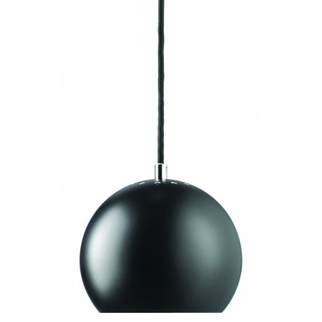 Frandsen Ball suspension design métal noir mat