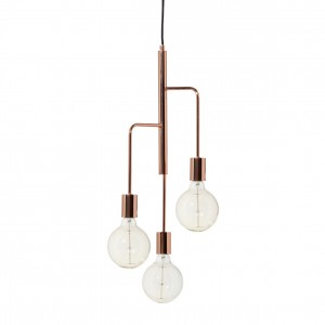 Suspension Cool Frandsen cuivre