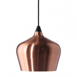 Hanging lamp suspension Cohen Frandsen Brushed Copper 25 cm