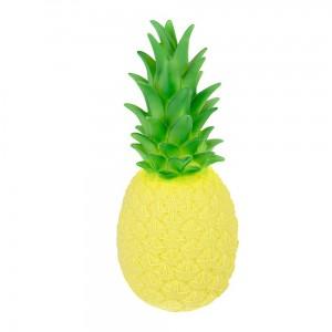 lampe d'ambiance originale ananas goodnight light jaune vert