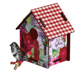 maison d oiseaux decorative miho enjoy the crumbs
