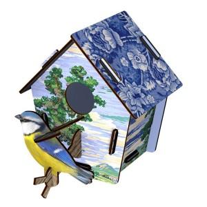 Cabane à oiseaux décorative Miho Sky lander
