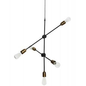 House doctor lampe suspension deco vintage molecular Cb0811