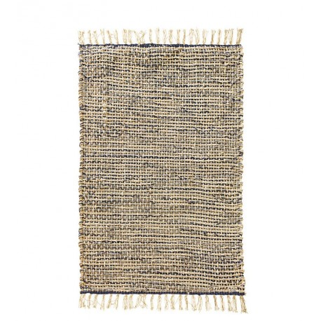 Tapis naturel algues seagrass jute House Doctor Seas 60 x 90 cm