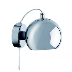 applique murale boule chrome ball frandsen 47505555011