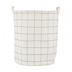 house doctor panier a linge squares Ls0421