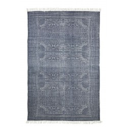 tapis house doctor iza gris 160x230 cm