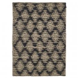 house doctor harlequin petit tapis en jute et caoutchouc Rm0077-50x70