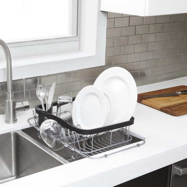 egouttoir pour evier extensible umbra sinkin 1004292 047. Black Bedroom Furniture Sets. Home Design Ideas