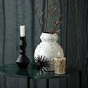 vase decoratif blanc terre cuite house doctor knots Ac0161
