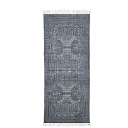 tapis long ethnique vintage house doctor iza 90 x 200 cm