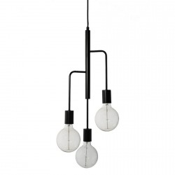 Frandsen Cool suspension métal noire design