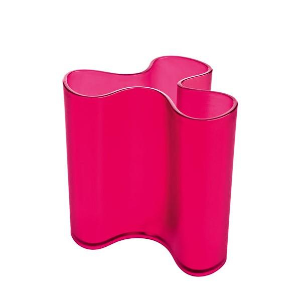 vase d co rouge koziol clara l kdesign. Black Bedroom Furniture Sets. Home Design Ideas