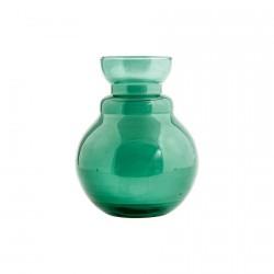 vase house doctor en verre vert more Ek0325