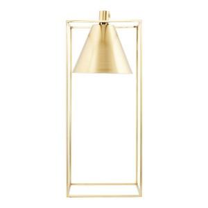 Lampe de table House Doctor Kubix laiton doré