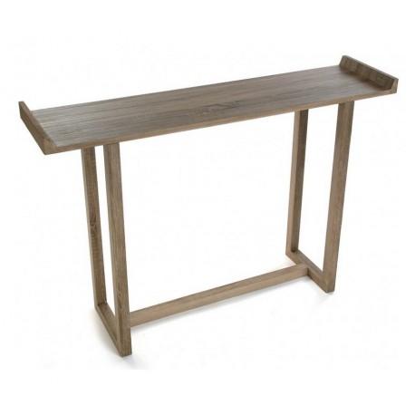 console d entree design epure en bois versa elgin - Kdesign