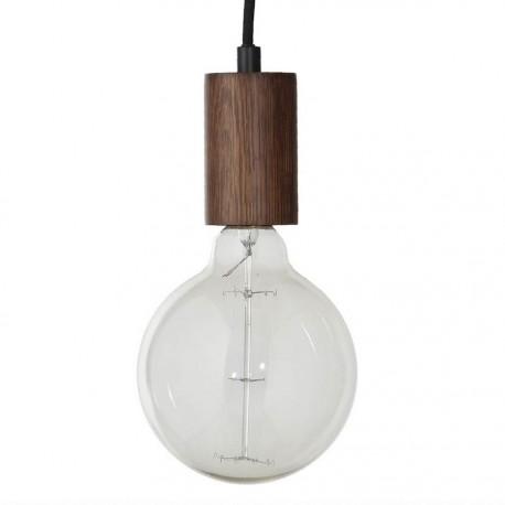 suspension design ampoule bois noyer frandsen bristol 14846205001