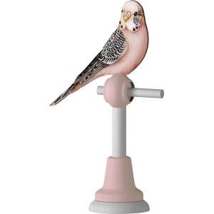 statue perroquet en bois miho mon petit chou
