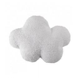 coussin nuage blanc coton lavable en machine lorena canals