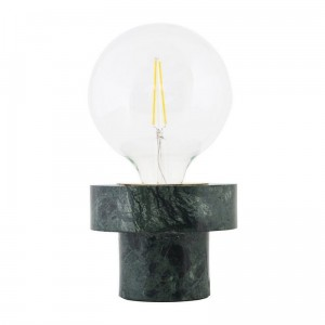 lampe de table marbre vert house doctor pin Cl0952