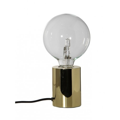 lampe de table minimaliste metal dore frandsen bristol