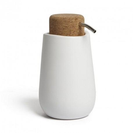 distributeur de savon design ceramique liege umbra kera 1005286 660. Black Bedroom Furniture Sets. Home Design Ideas