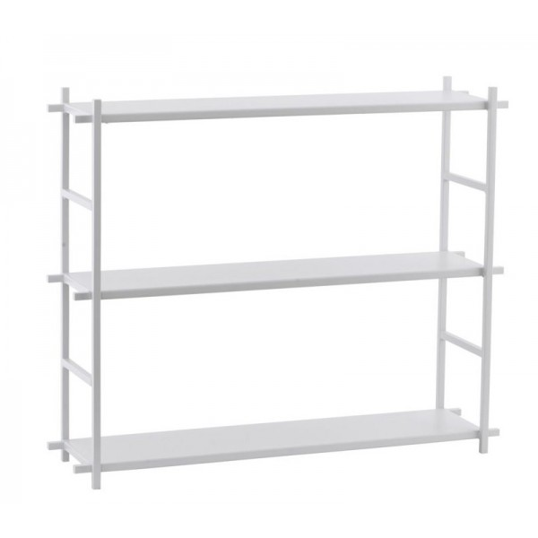 etagere a poser house doctor simple metal gris pj0051 kdesign. Black Bedroom Furniture Sets. Home Design Ideas