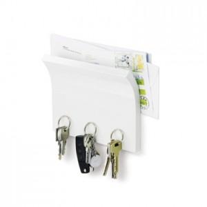 porte-courrier-mural-magnetter-blanc