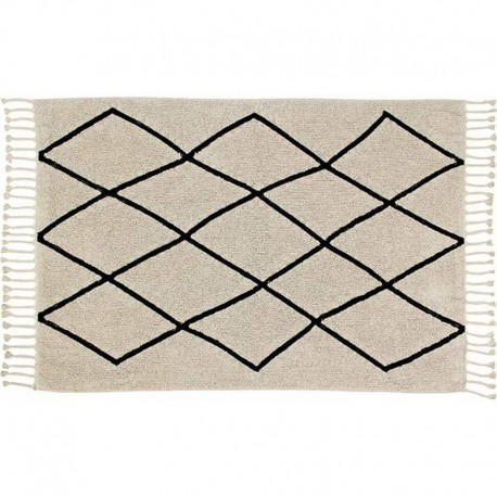 tapis berbere lavable en machine lorena canals bereber 140 x 200 cm