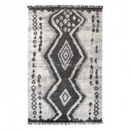 tapis ethnique coton boucherouite hk living 120 x 180 cm