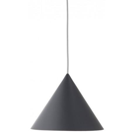 Suspension conique grise design Frandsen Benjamin