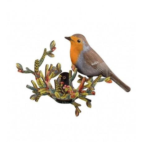 miho oiseau decoratif little jaky