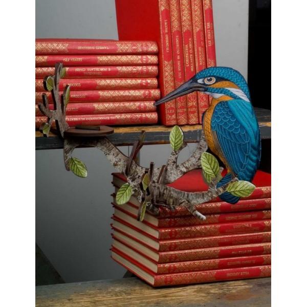 Oiseau decoration murale martin pecheur miho go fishing for Decoration murale oiseau