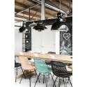 suspension metal noir atelier industriel hk living factory M VAA4010