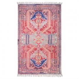 Tapis vintage vieilli coton Storebror 180 x 280 cm