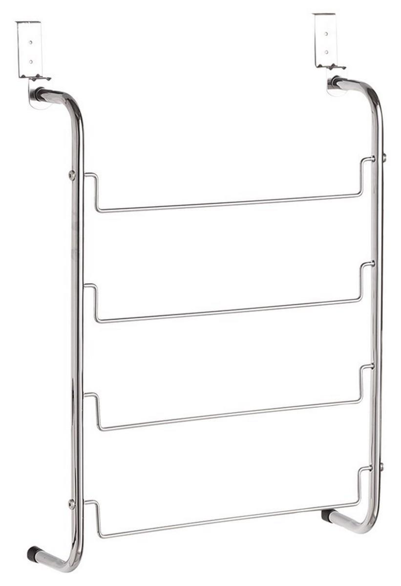 Porte Serviette À Suspendre porte serviette a suspendre sur porte metal zeller 18770